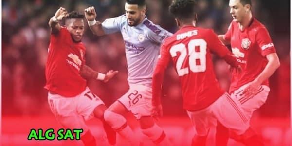 مانشستر يونايتد ضد مانشستر سيتي - مانشستر يونايتد - مانشستر سيتي -الدوري الإنجليزي - رياض محرز