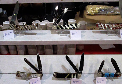 collectable knives, pocket jewelry
