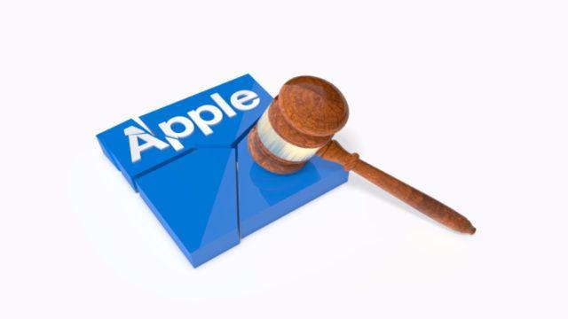 Apple é processada por adolescentes de Nova York por US $ 1 bilhão