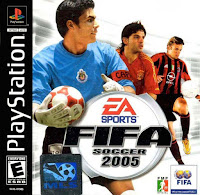 Free Download Games Fifa Soccer 2005 PSX ISO Untuk Komputer Full Version ZGASPC