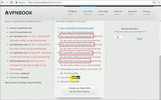 Create VPN for pc vpnbook