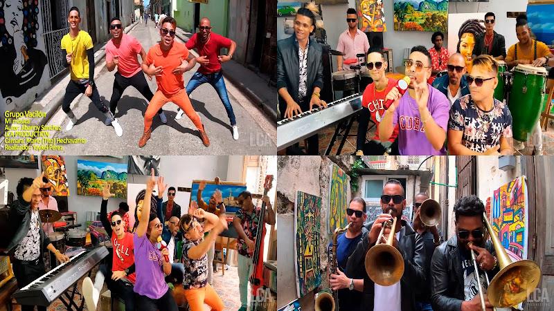 Grupo Vacilón - ¨Mi música¨ - Videoclip - Director: Yaykel Pérez. Portal Del Vídeo Clip Cubano. TOP TEN 7D. Música Cubana. Salsa. Son. Timba. CUBA