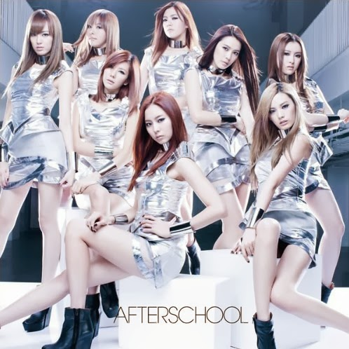 [Single] After School – Rambling girls/Because of you (Japanese) (FLAC)
