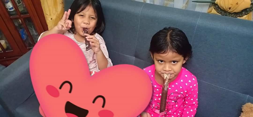 Resepi Aiskrim Malaysia Coklat Ala Magnum Guna 5 Bahan Sahaja