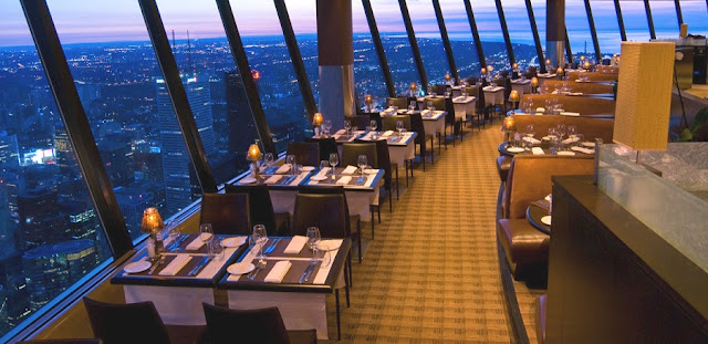 360 The Restaurant at the CN Tower Toronto