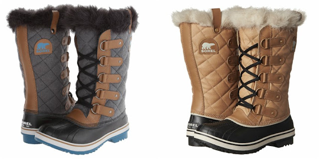 Sorel Tofino Cate Boots for $95-$113 (reg $160)