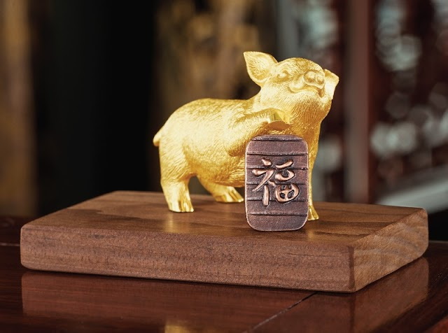 Welcome Year of The Pig With RISIS' 2019 Zodiac Collection