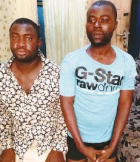 nigerian pastor arrested robbery