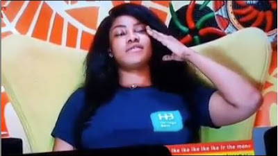 """Its Very Cool Sirdee Was Replaced With Joe For Eviction"" - Tacha (VIDEO)"