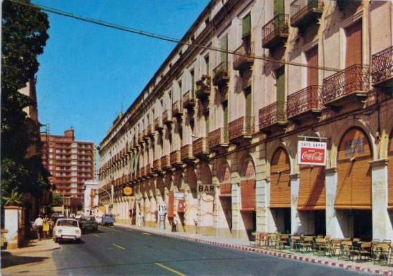 La Bisbal de Ampurdán (Girona).