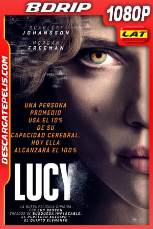 Lucy (2014) 1080p BDrip Latino – Ingles