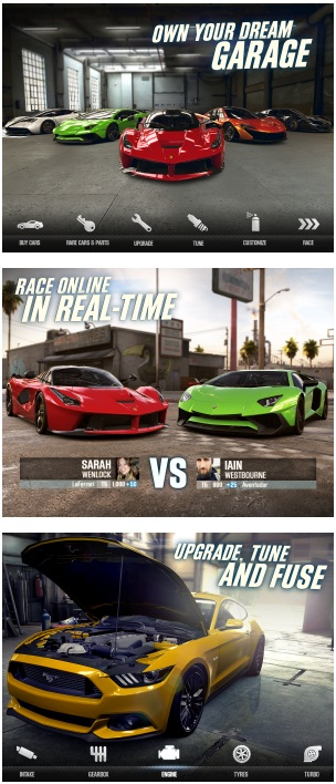 Csr Racing 2 v1.21.0 Mod Apk Offline (Unlimited Money)