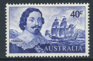 Abel Tasman, Dutch merchant and explorer Australia