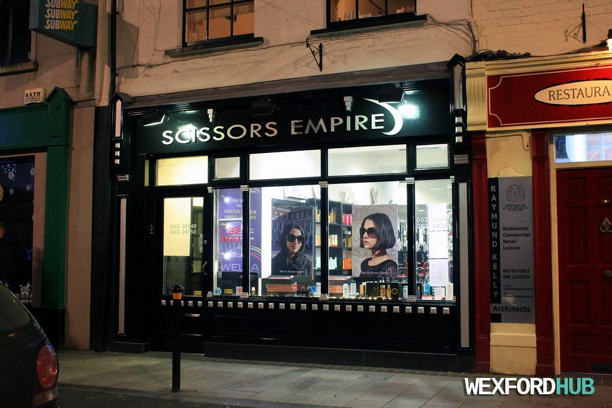 Scissors Empire, Wexford