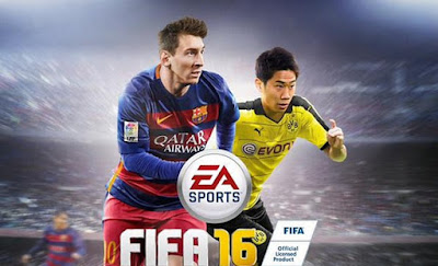 FIFA 16 Ultimate Team FULL APK+DATA