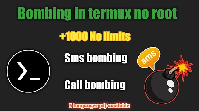 bombing in termux no root