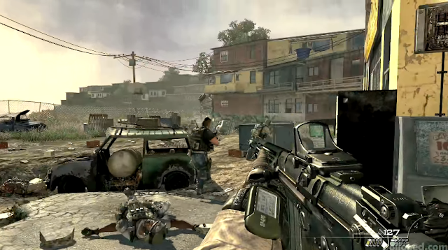 Call of Duty 4 modern Warfare System Requirements