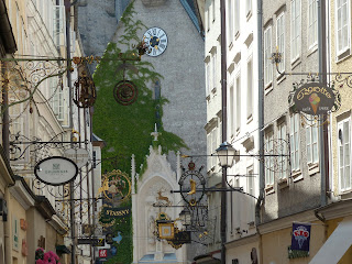 salisburgo itinerario