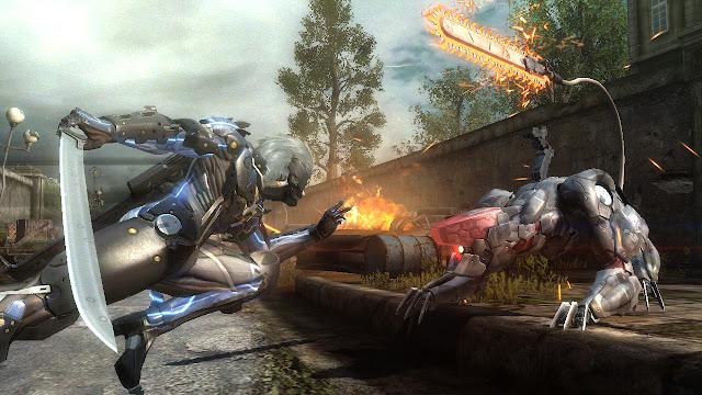 Metal Gear Rising Revengeance Free For PC