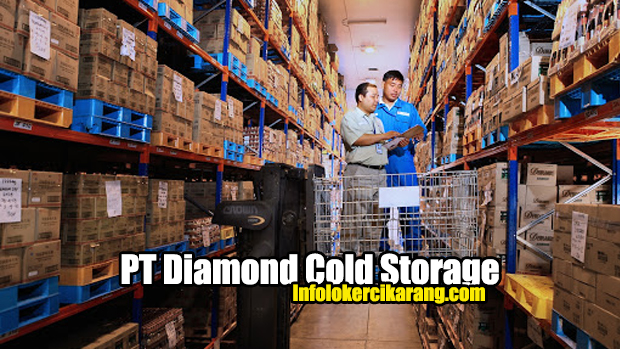PT Diamond Cold Storage Cibitung