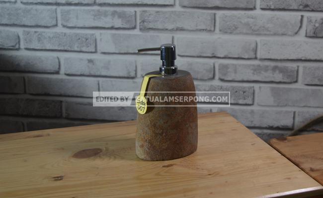 soap dispenser batu kali