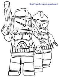 Imagenes De Lego Star Wars Para Colorear