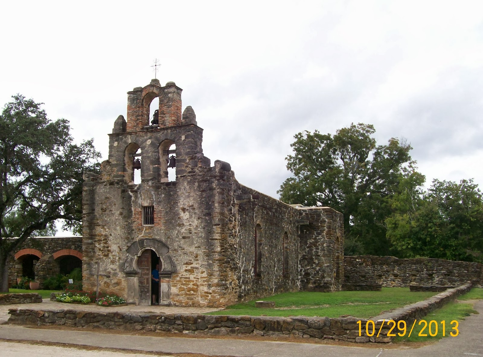 Rockhounding Around Mission Espada San Antonio Tx