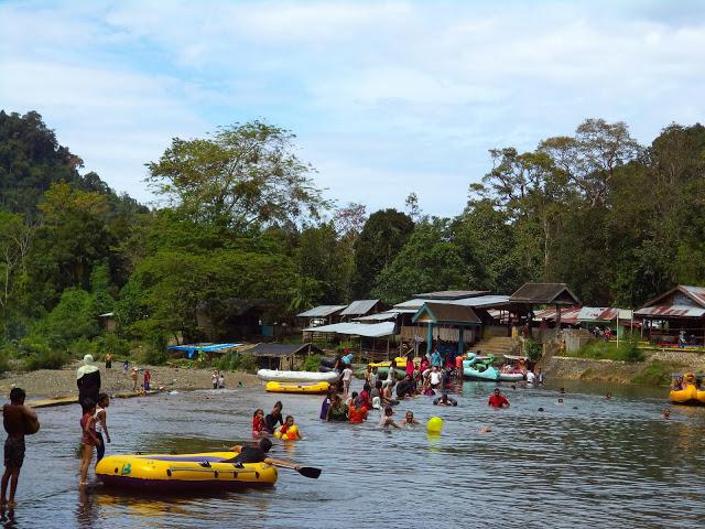 Yuk! Liburan Murah Ke Tempat Wisata Bendungan Brayen Aceh Besar