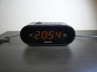 alarm clock review