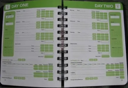 The importance of keeping a workout log