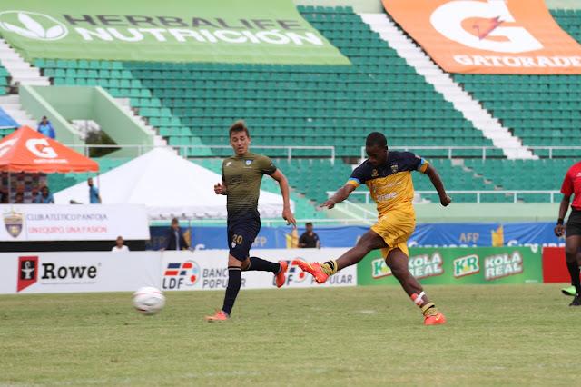 Atlético Pantoja recibe a Atlántico FC en penúltima fecha de la LDF
