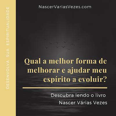 Um dos melhores livros espíritas do Brasil