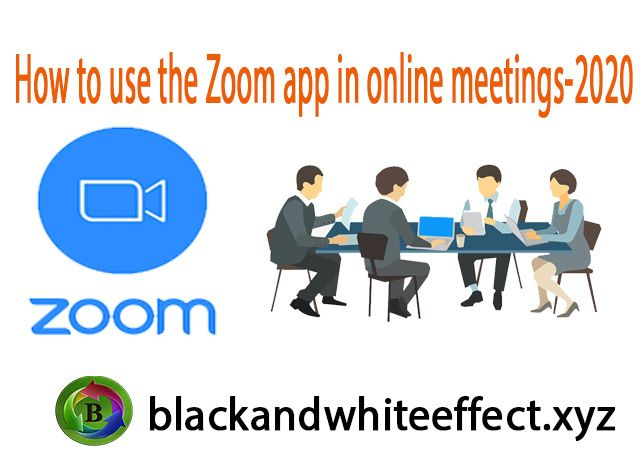 how-to-use-zoom-app-in-online-meetings