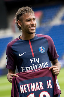 Footballer-Neymar-Jr