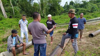 Warga Masyarakat Bersabar, PDAM Kota Bobong Hari Minggu Mulai Aktif Kembali