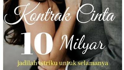 Novel Kontrak Cinta 10 Milyar pdf