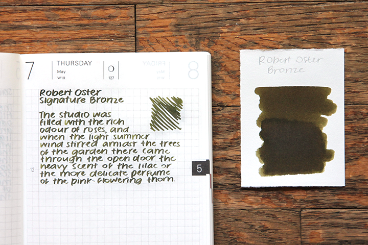 review: robert oster signature bronze