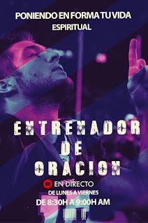 Tu entrenador de oración, oración, Juan Carlos Parra, Jóvenes, Activados,