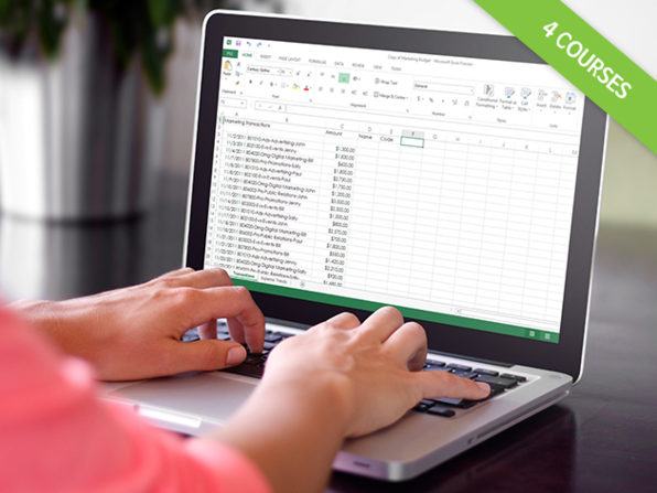 Ultimate All-Level Excel Bootcamp Discount Coupon 85% Off