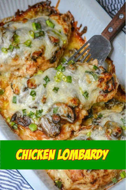 #Chicken #Lombardy