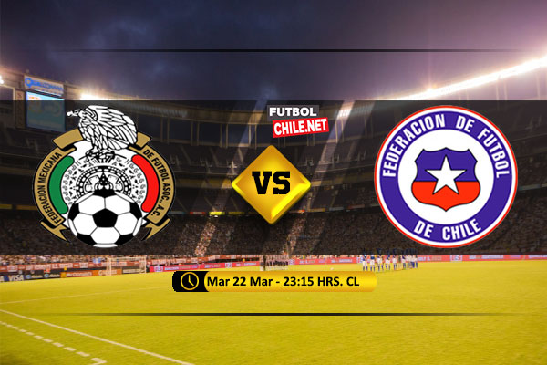 PREVIA: México vs Chile