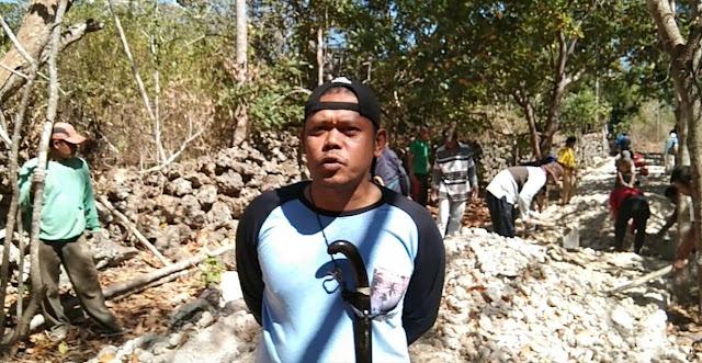 Jalan Usaha Tani Tajuia -  Lembang Parring , Beri Harapan Baru Bagi Masyarakat Desa Bungaiya