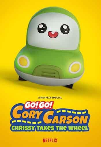 Go! Go Cory Carson Chrissy Takes the Wheel 2021 480p 200MB