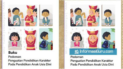 Download Buku Pedoman Penguatan Pendidikan Karakter (PPK) Pada Pendidikan Anak Usia Dini (PAUD) I pdf