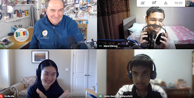 GCiers Podcast Episode 8 , we talk about Web Monetization,  Linux Kernel Hypocrite commits, Zulip Chat and GSoC 2020-2021