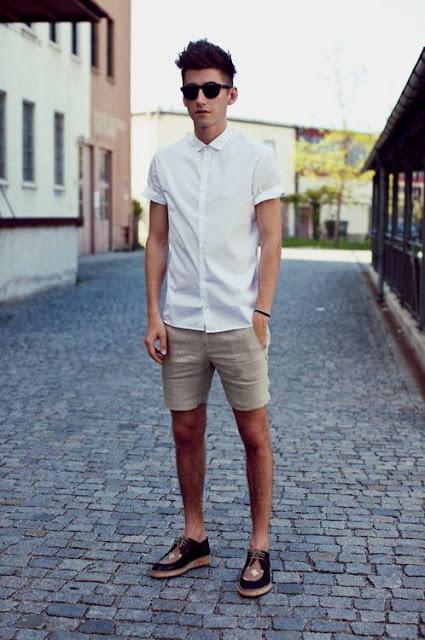 look básico neutro masculino