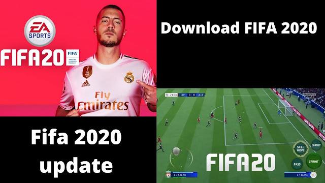 Fifa 2020 update