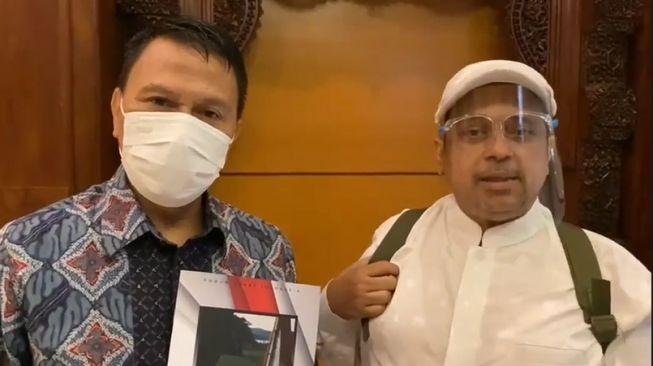 Kritik Keras Pemerintah, Mardani PKS: Habib Rizieq Itu Mutiara Indonesia!