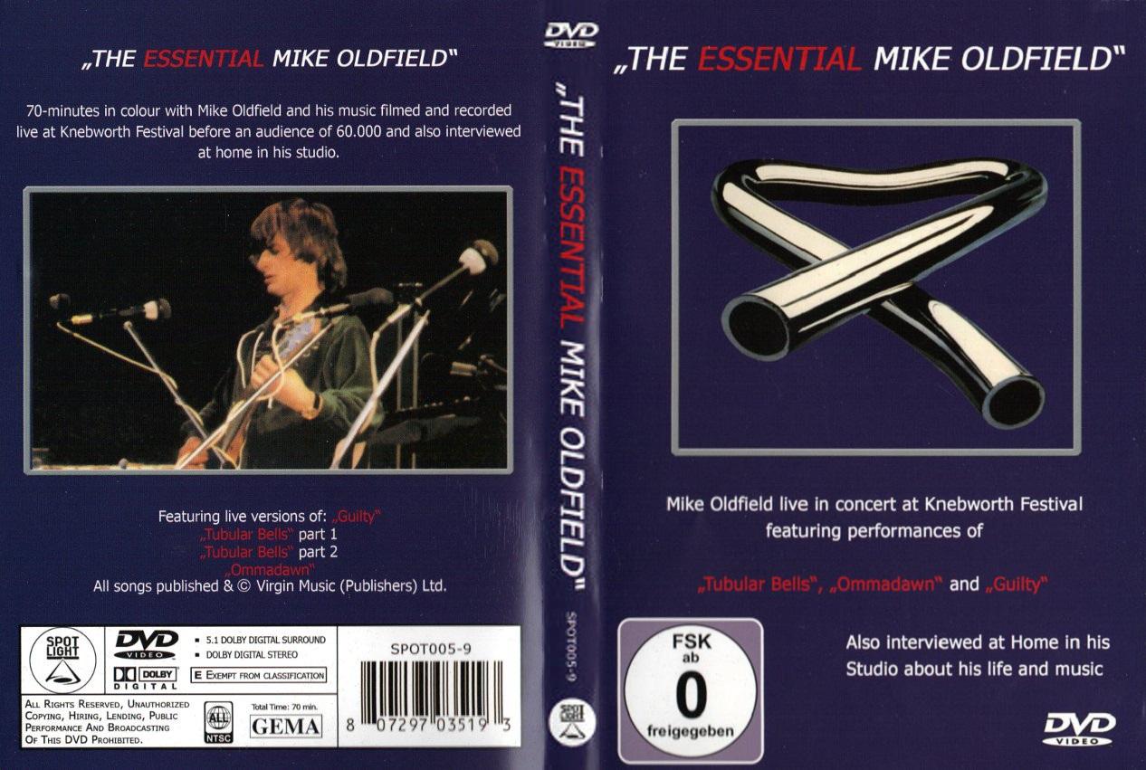 T U B E : Mike Oldfield - 1980-07-21 - Stevenage, UK