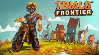 Trials Frontier Apk Mod+Data [Dinheiro Infinito]